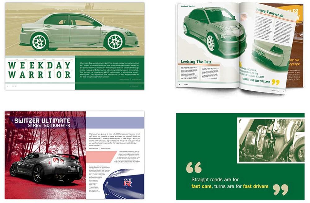 D-Sport magazine