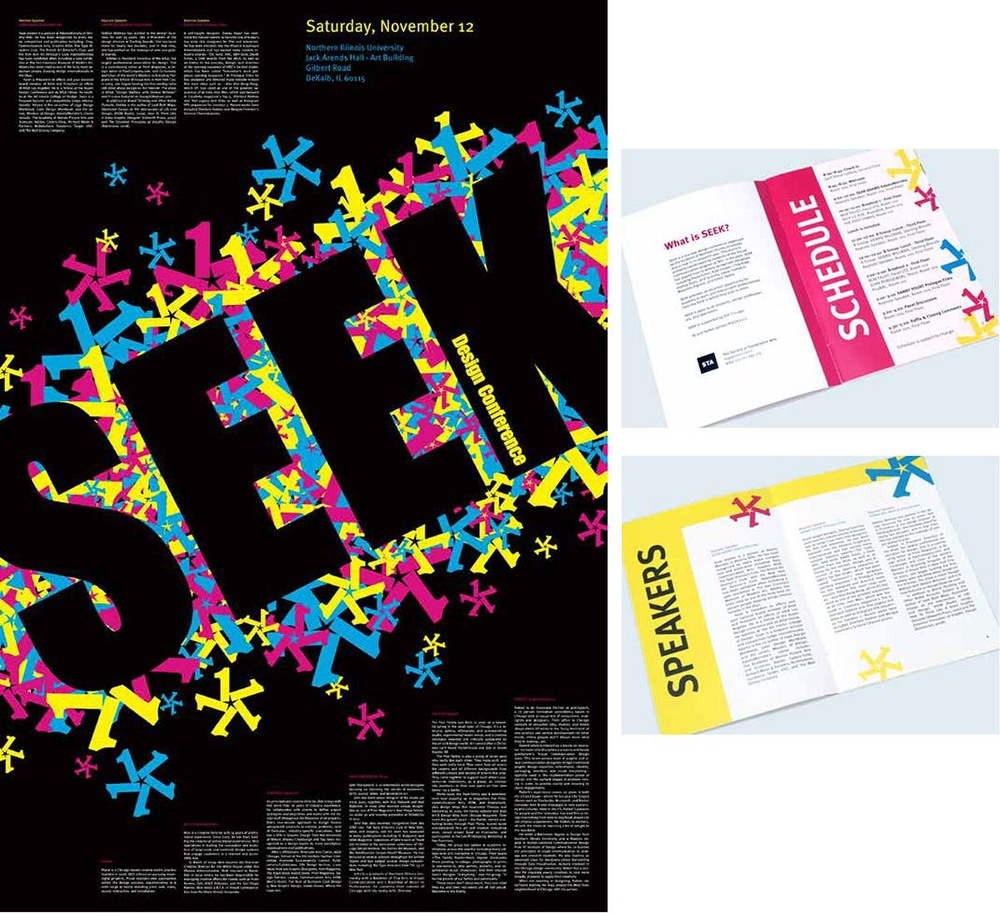 Seek Design Conference