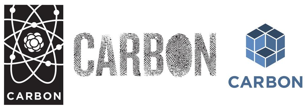 Carbon logo concepts