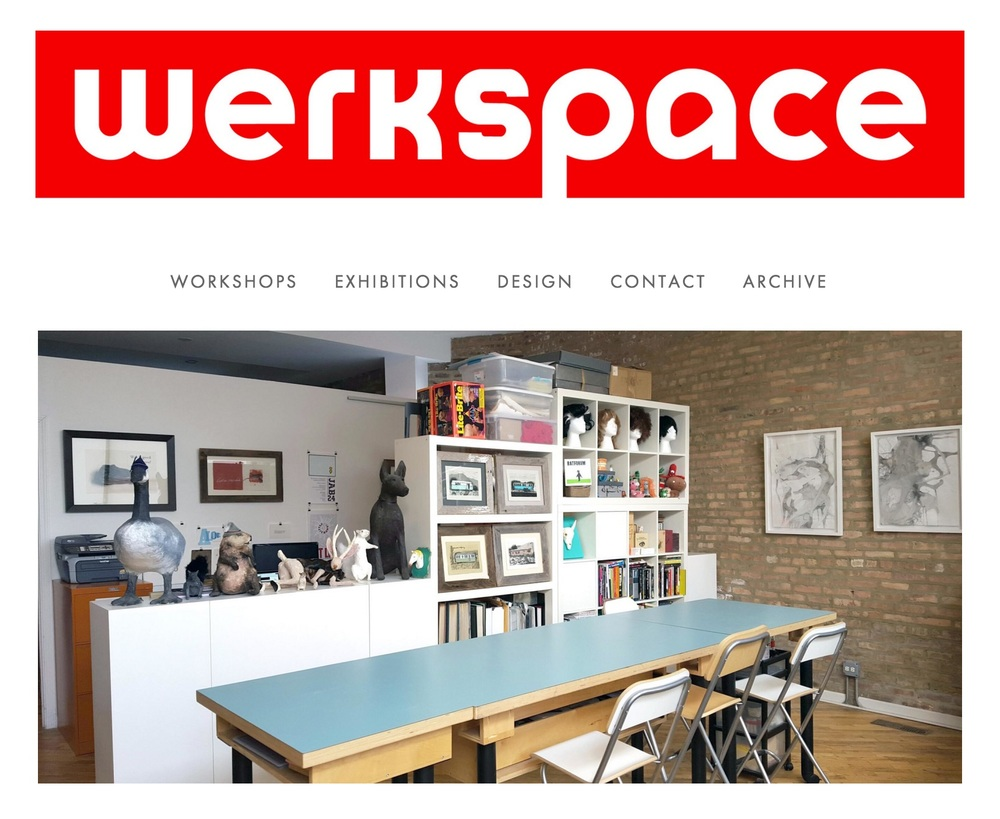 werkspace website