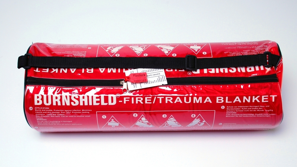 Burnshield Burn Blankets