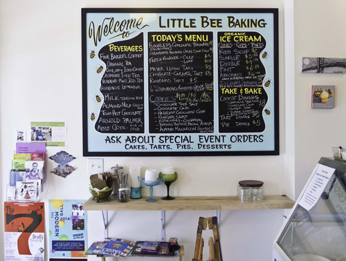 Welcome to Little Bee Baking! - Check out our menu!