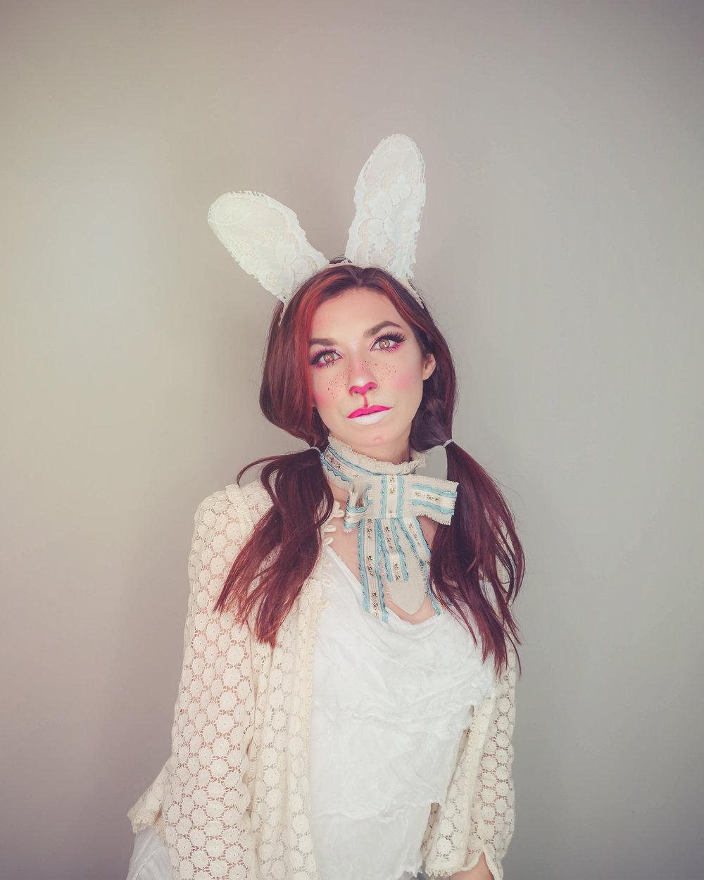 Victorian Bunny - An Original Design