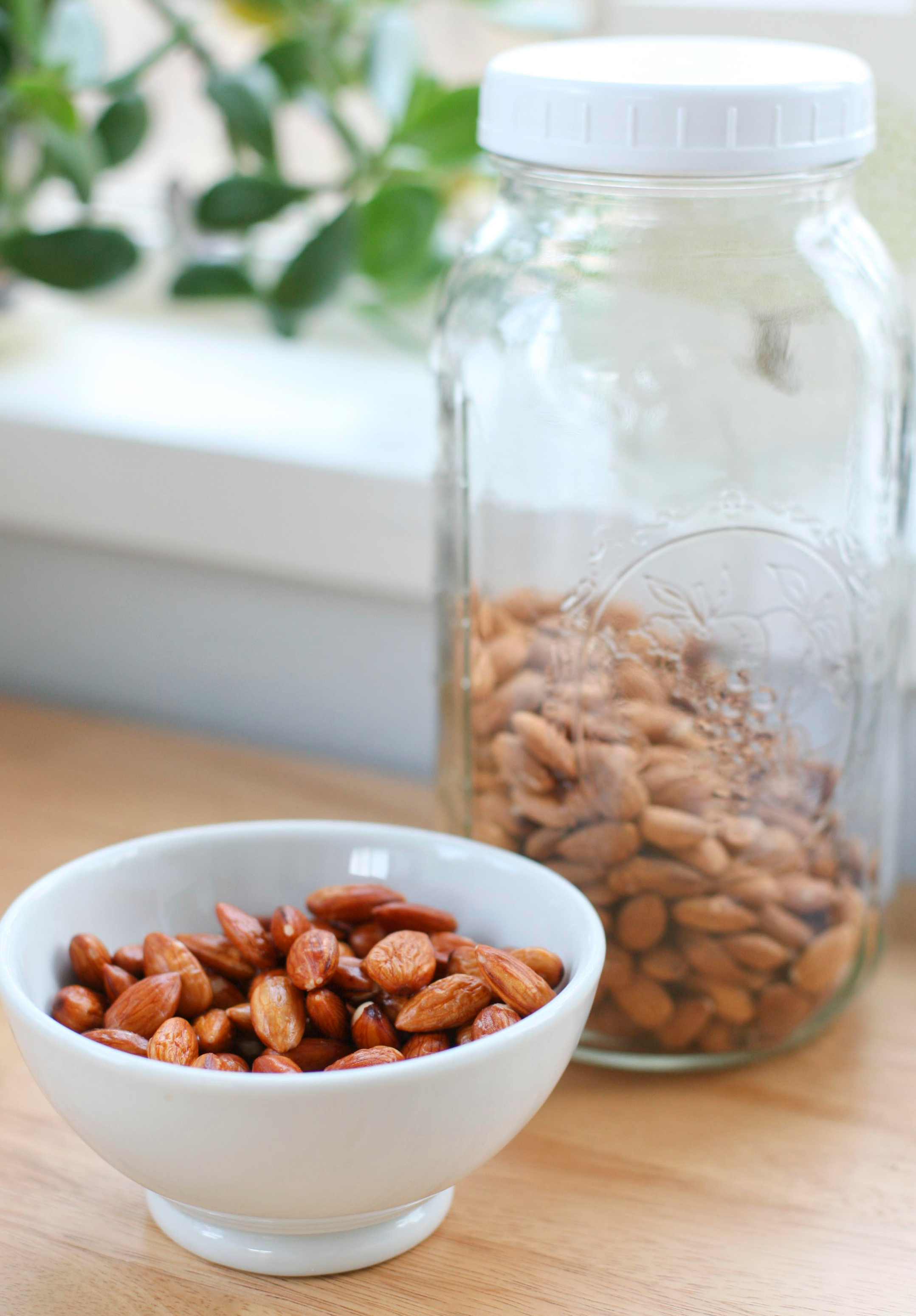 Produce on Parade: How to Make Almond Milk