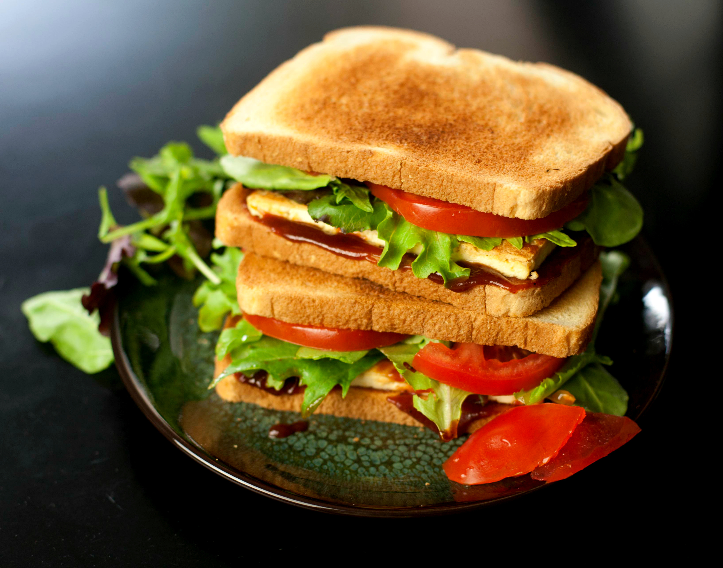 Produce On Parade - Healthy Chipotle BLT