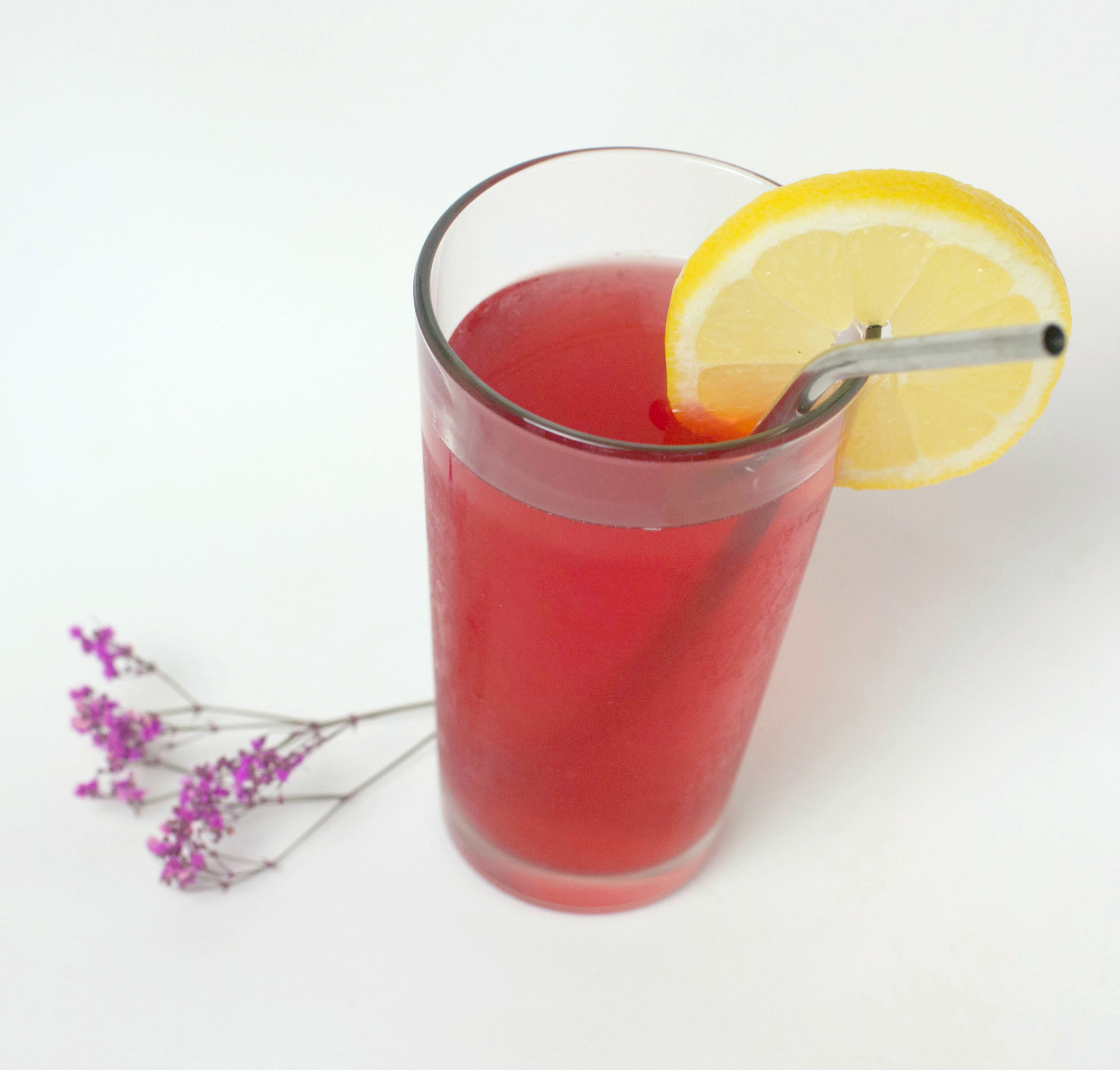 Produce On Parade - Hibiscus Fruit Punch, An Antioxidant Powerhouse