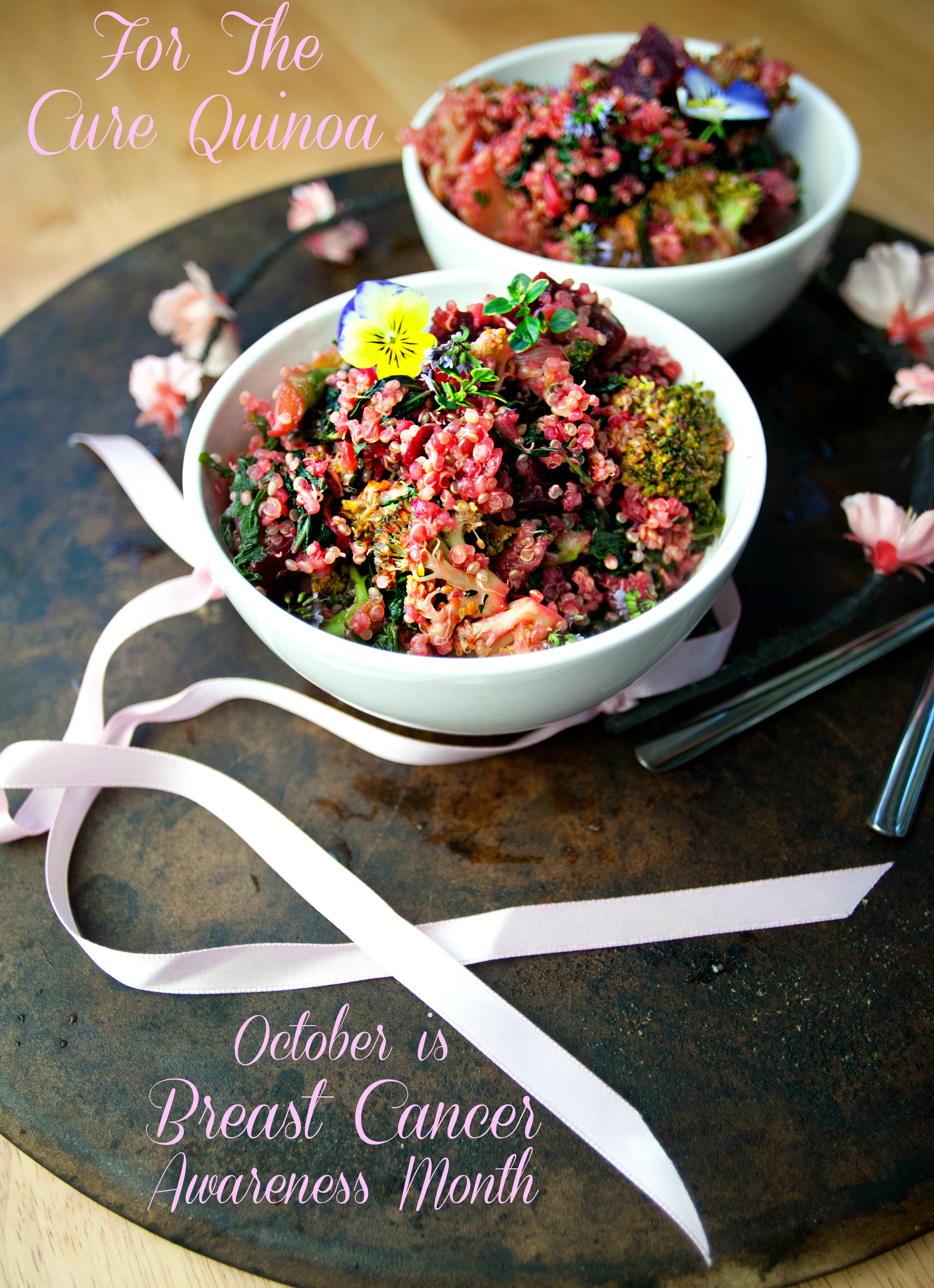 Produce On Parade - For The Cure Quinoa