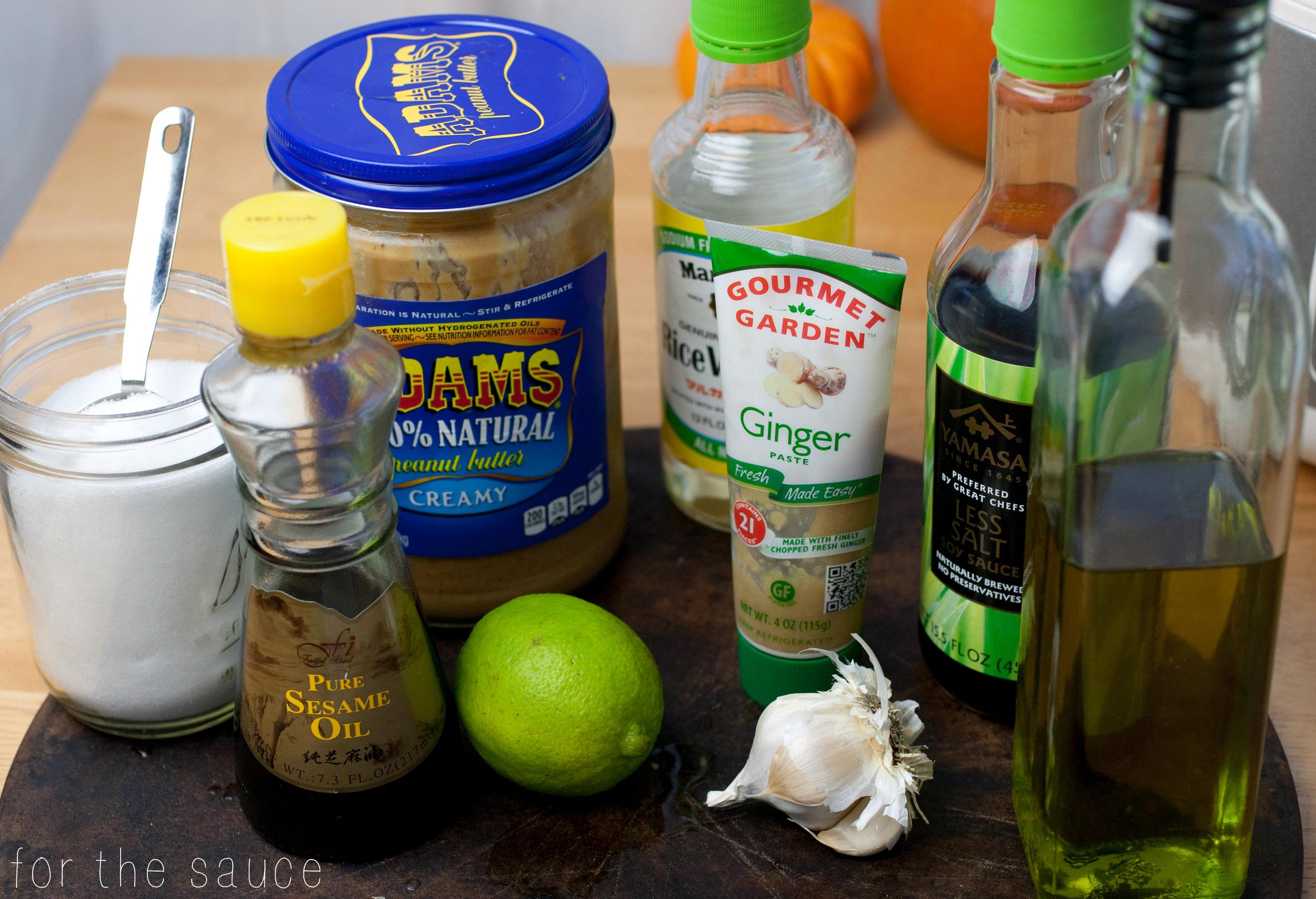 Produce On Parade - Thai Peanut Spaghetti Squash Veggie Bowl