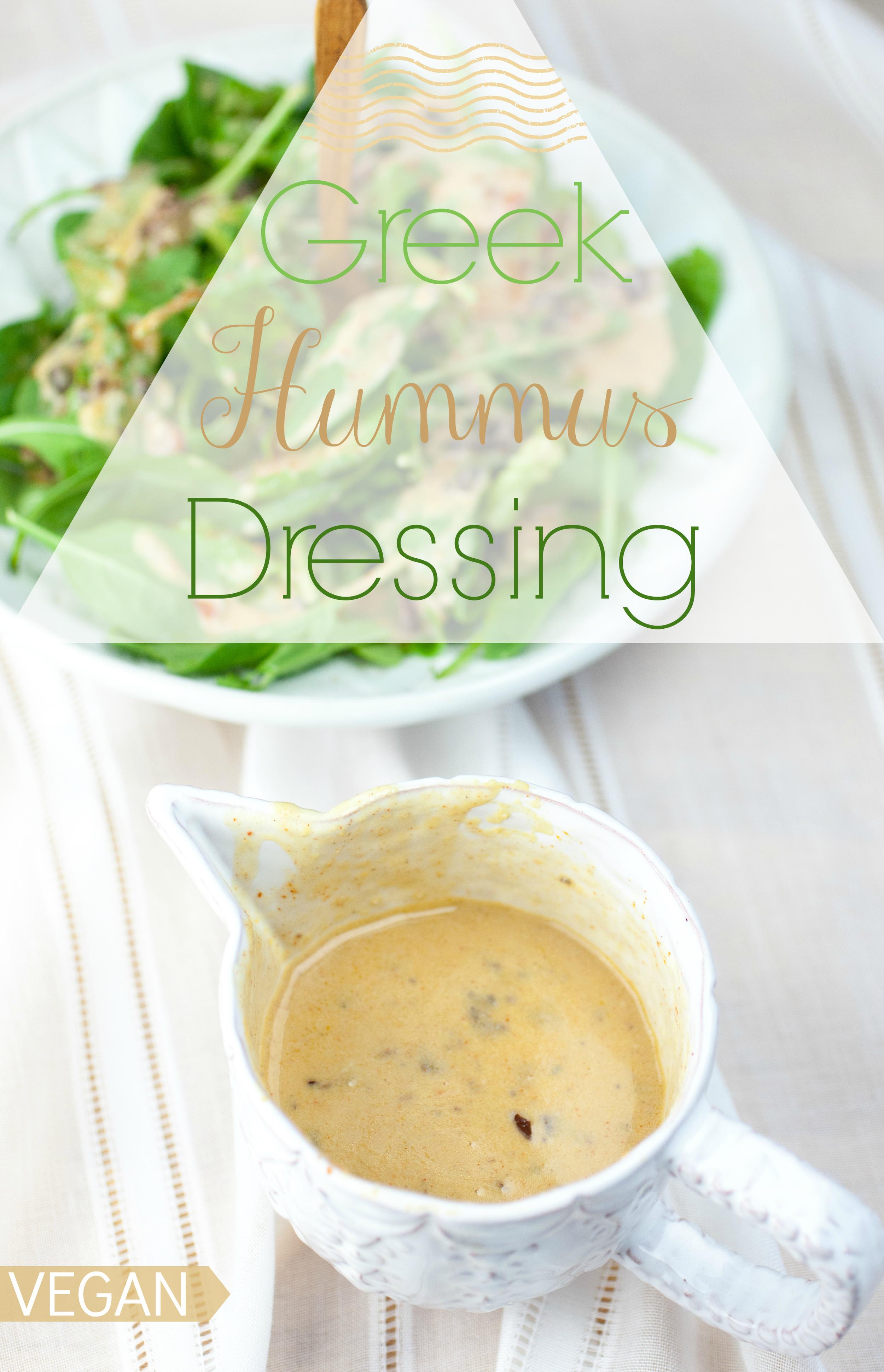 Single serve greek salad dressing