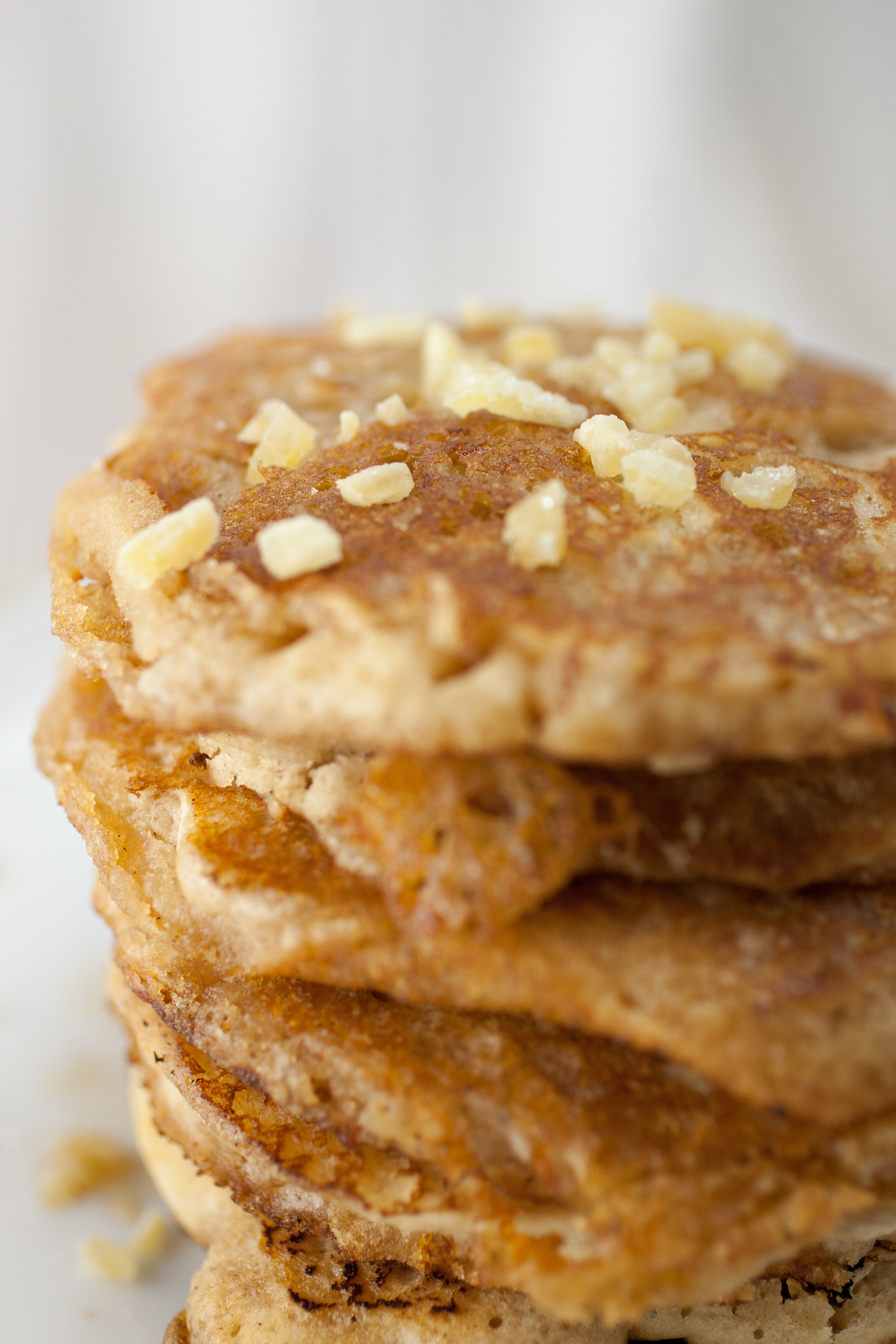 Produce On Parade - Maple Ginger Pancakes