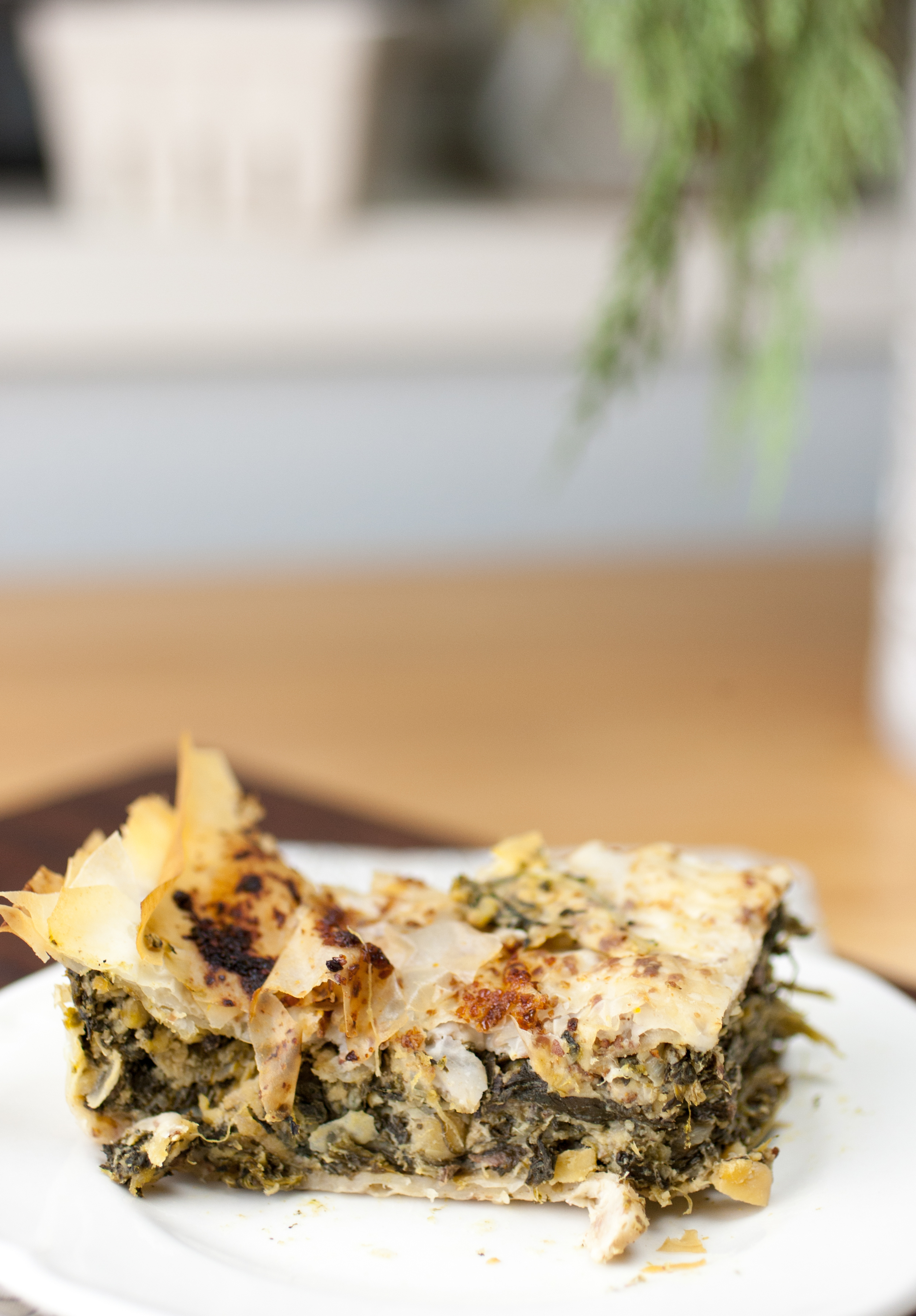Produce On Parade - Vegan Spanakopita