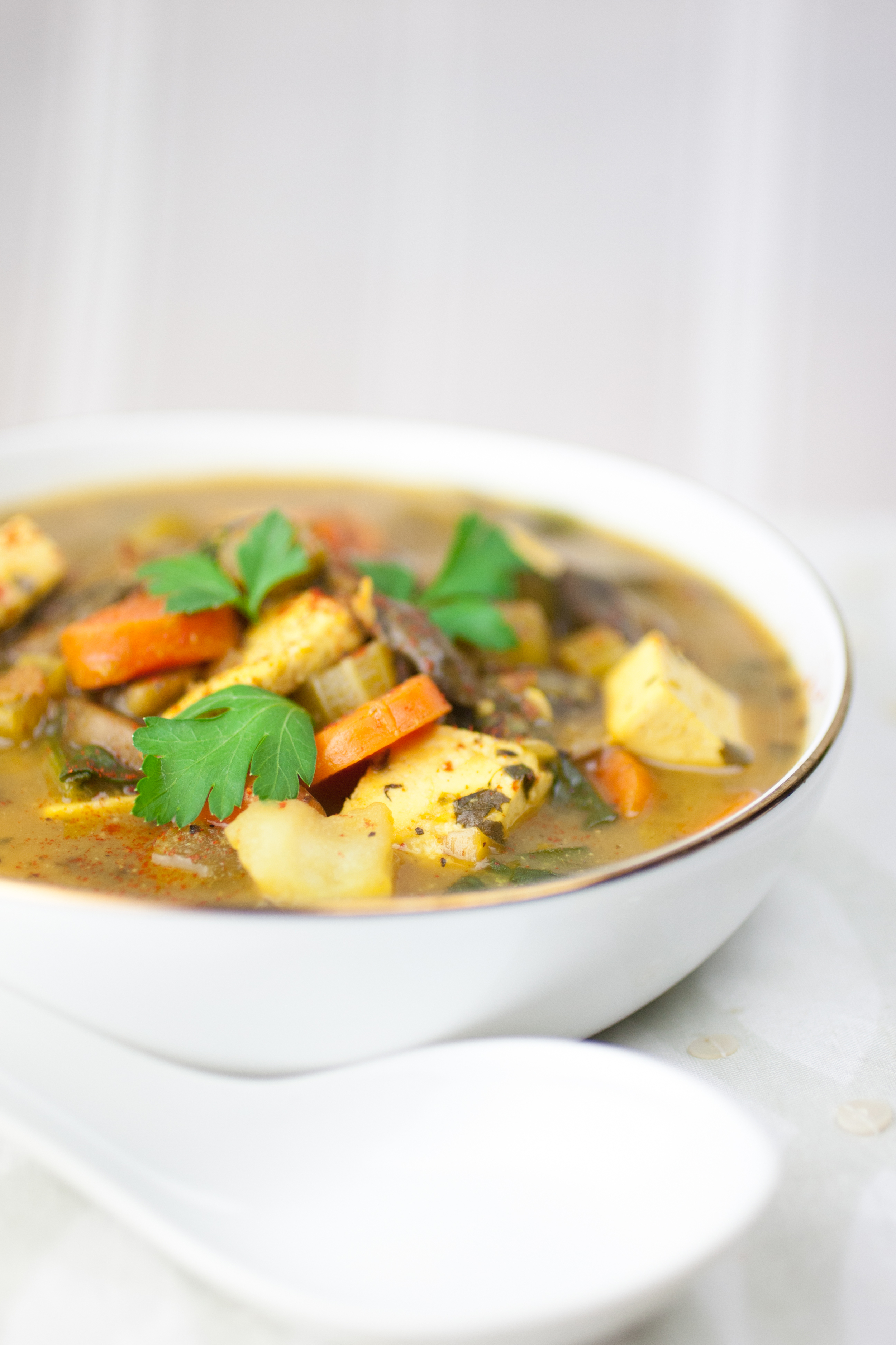 Produce On Parade - Comforting Shepherd's Stew