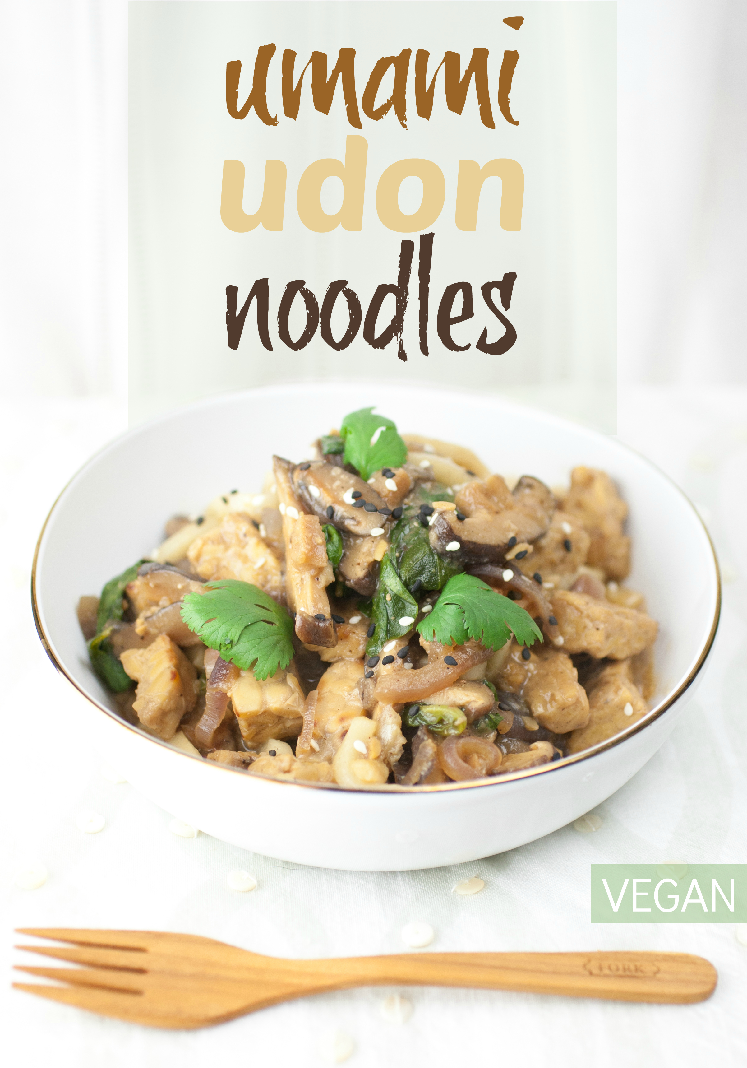 Produce On Parade - Umami Udon Noodles