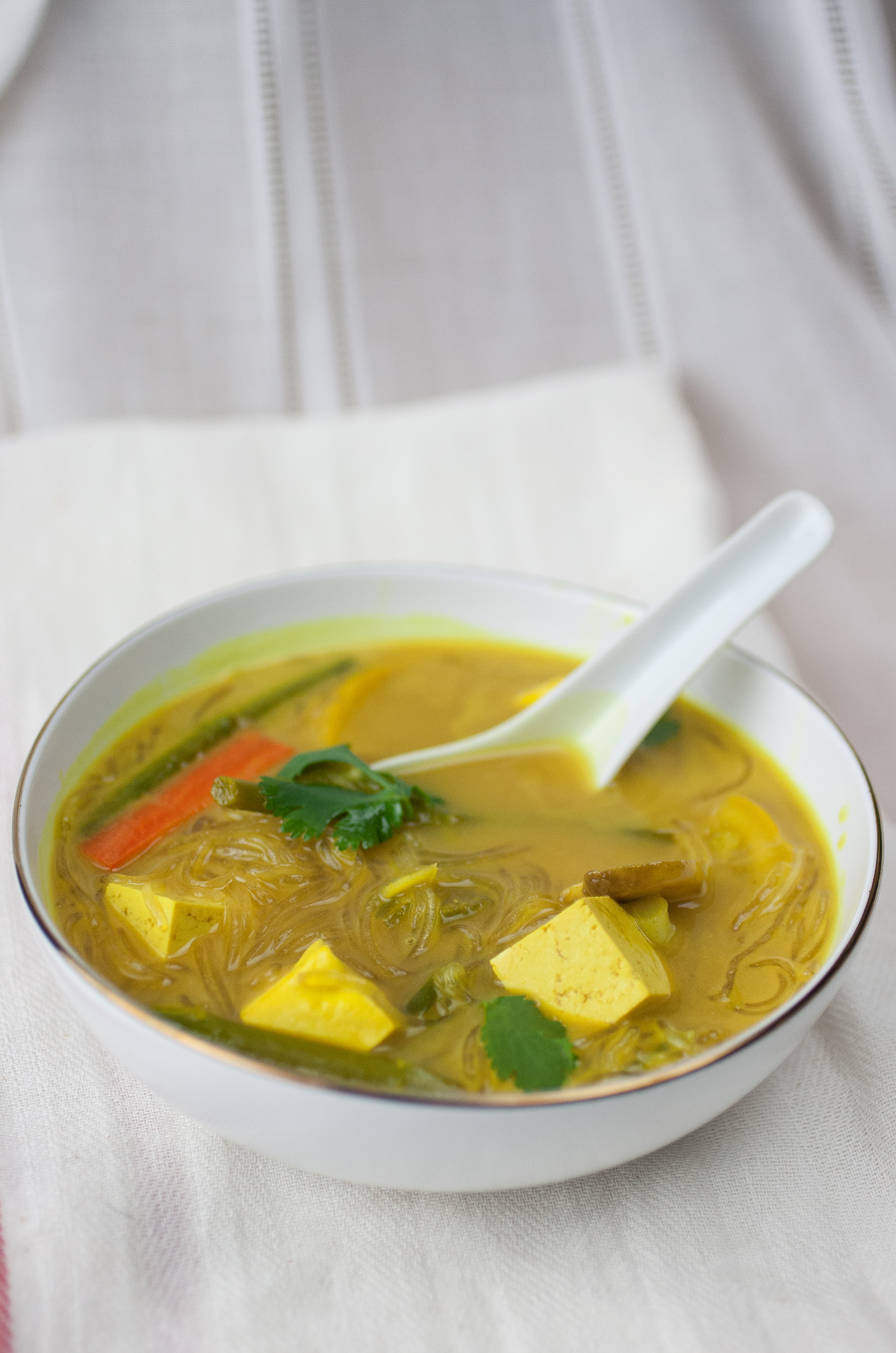 Produce On Parade - Thai Glass Noodle Soup