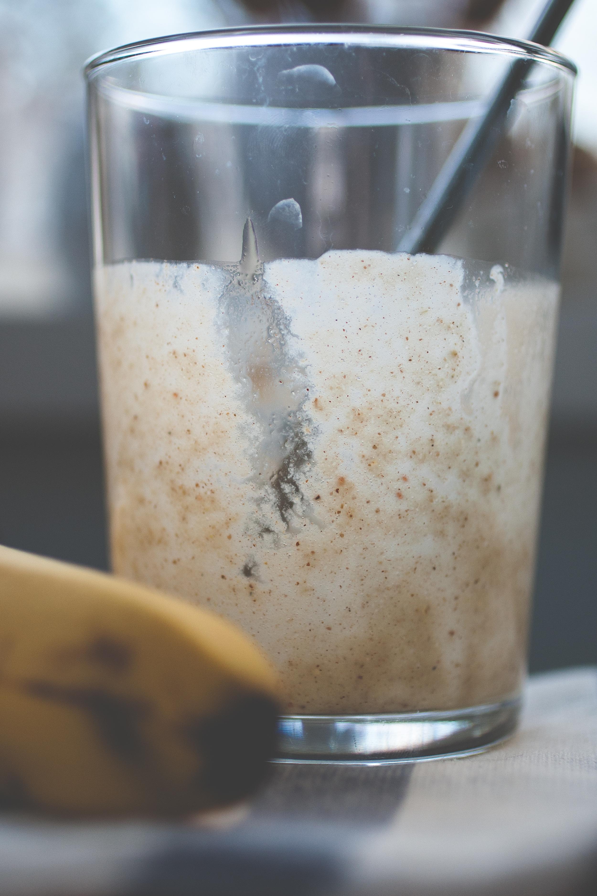 Creamy Chai Banana-Avo Smoothie