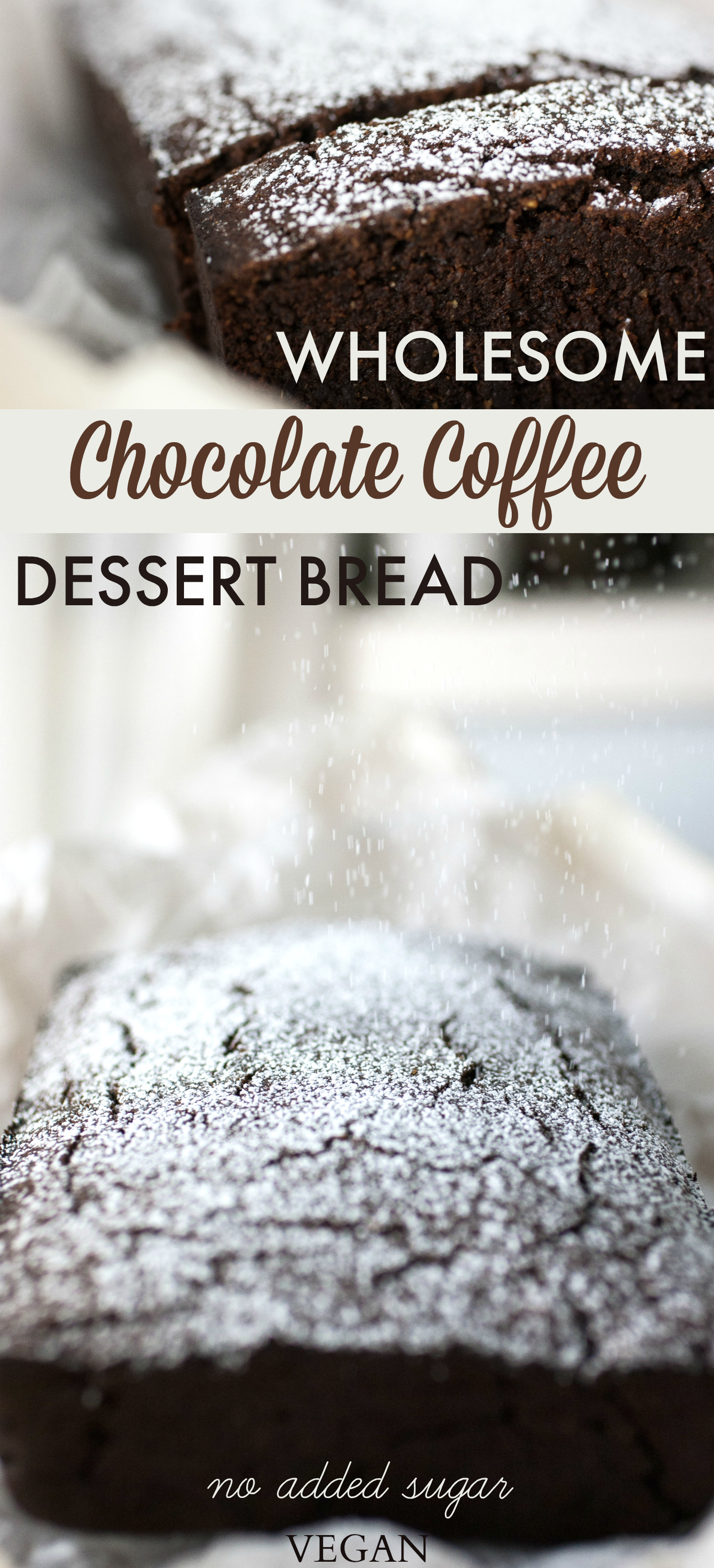 Produce On Parade - Wholesome Chocolate Coffee Dessert Bread