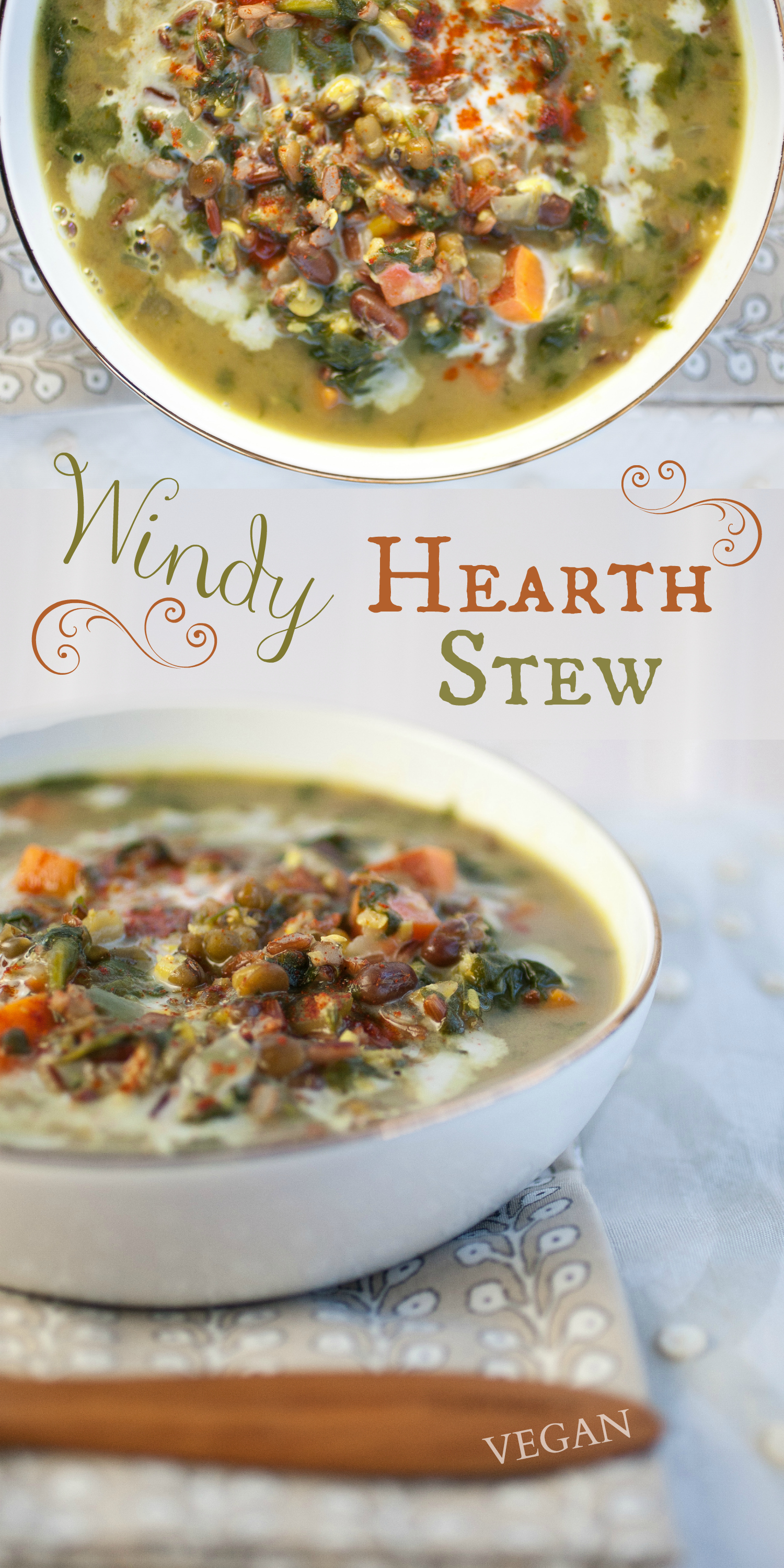 Produce On Parade - Windy Hearth Stew