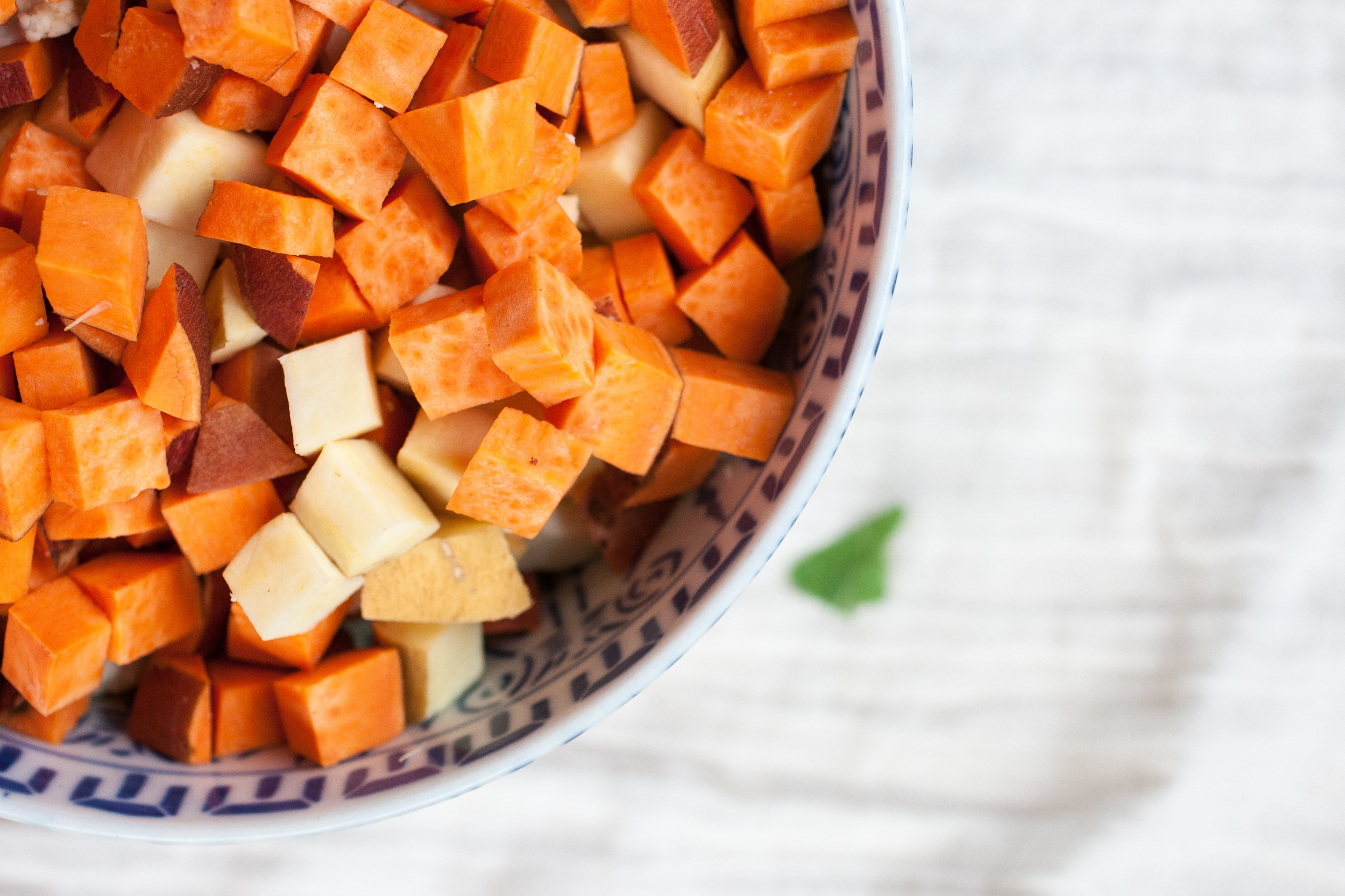 Produce On Parade - Healthy Tofu Curry