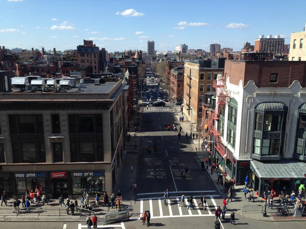 Produce On Parade - A Few Boston Photos