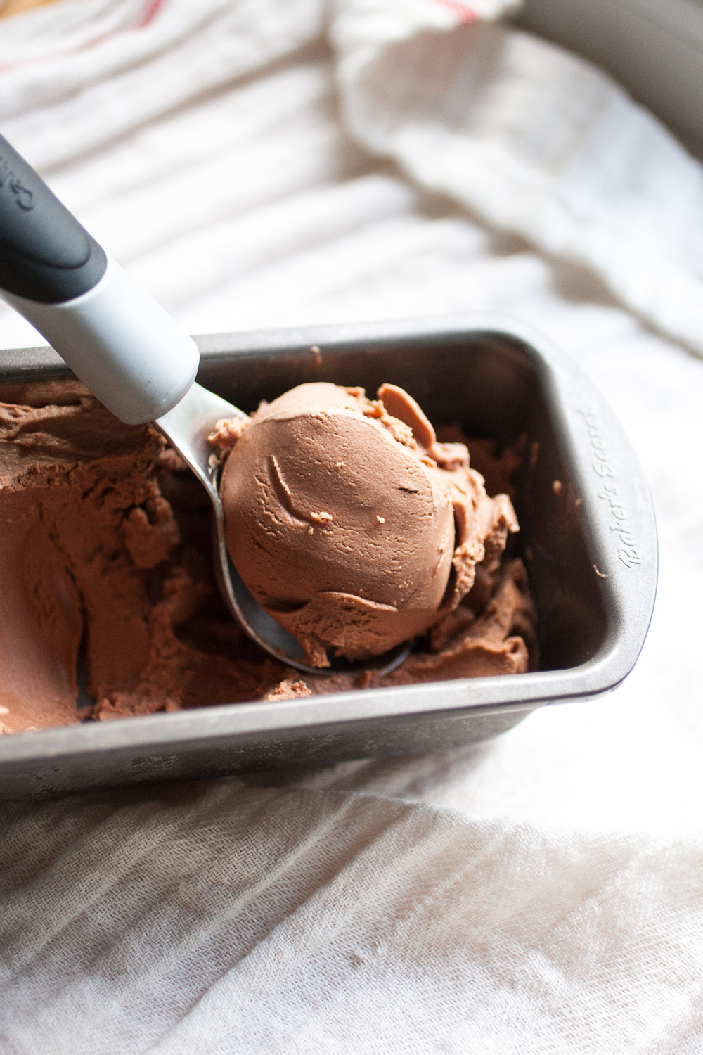 Produce On Parade - Boozy Chocolate Ice Cream