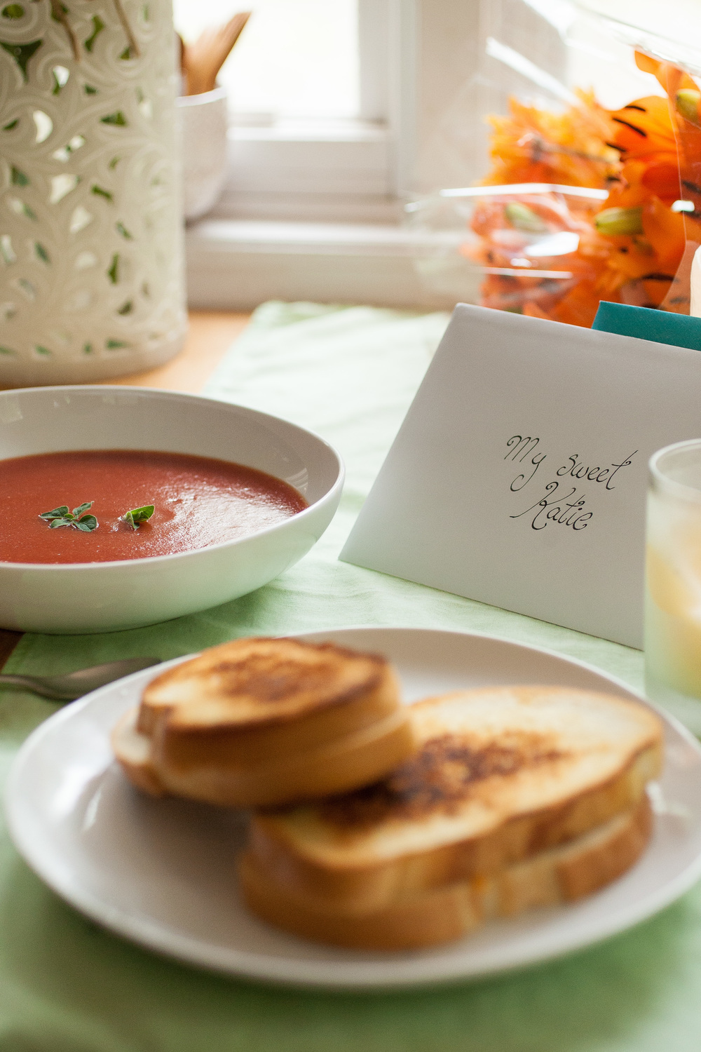 Produce On Parade - Copycat Campbell's Tomato Soup