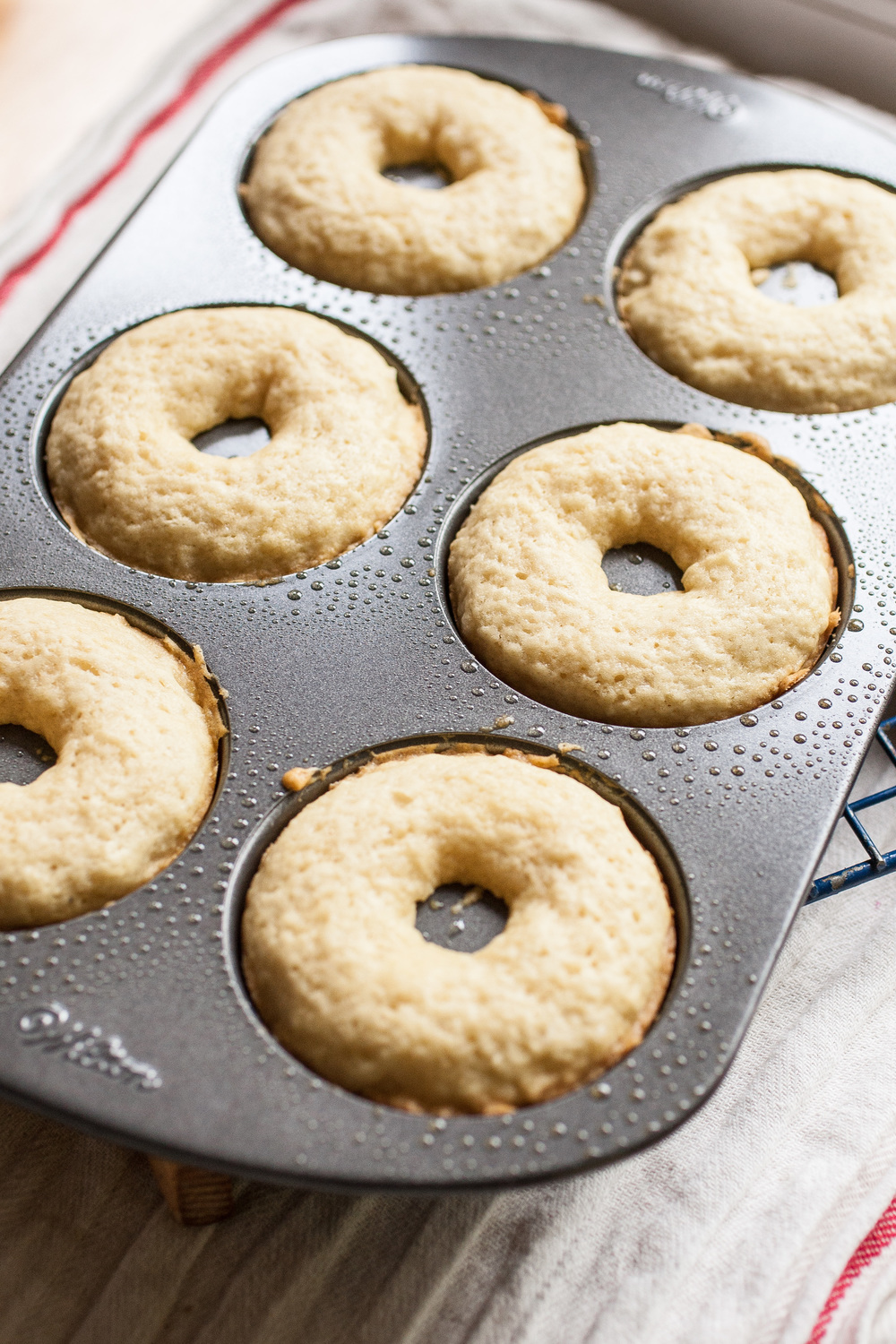 Cookie Dough Doughnuts — Produce On Parade