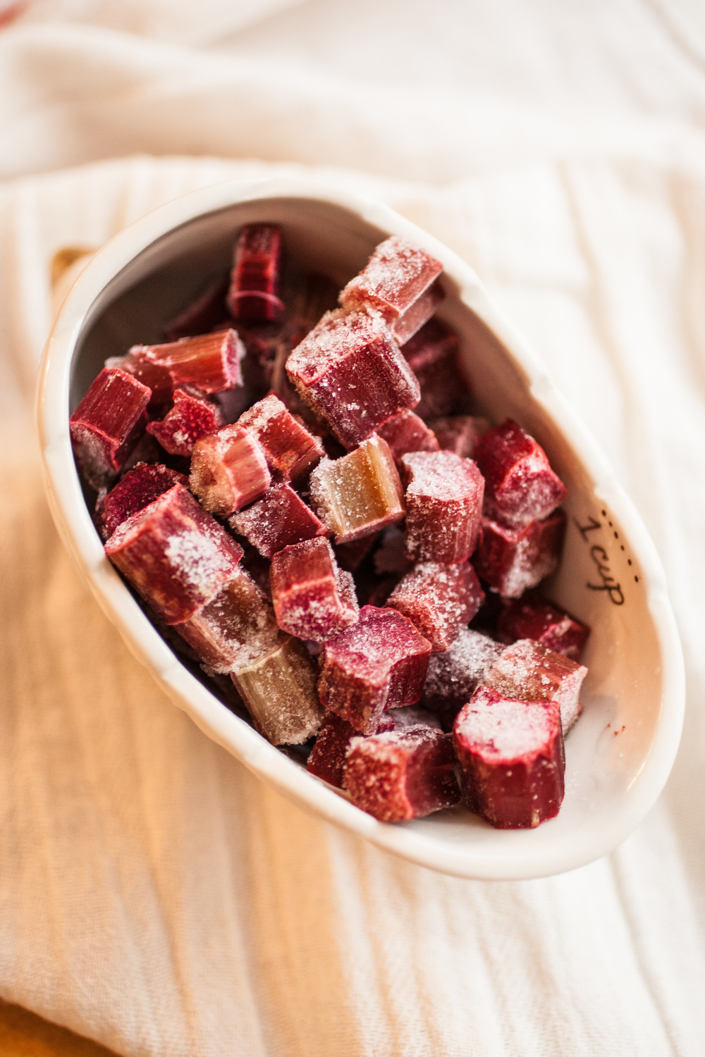 Produce On Parade - Apple Rhu-Berry Fruit Leather - Sweet and tart, these homemade fruit leathers are chewy and nutritious with juicy apples, rhubarb, and blueberries. No refined sugar too!