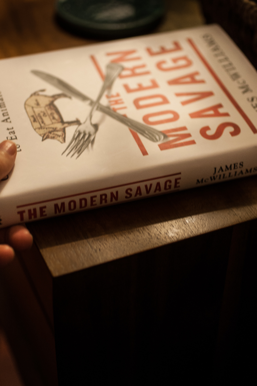 Produce On Parade - The Modern Savage by James McWilliams - A Book Review