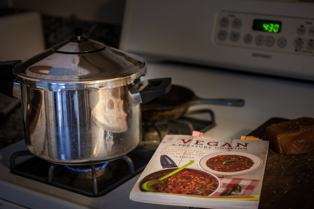 Produce On Parade - Vegan Pressure Cooking by JL Fields - A Review & Giveaway!!