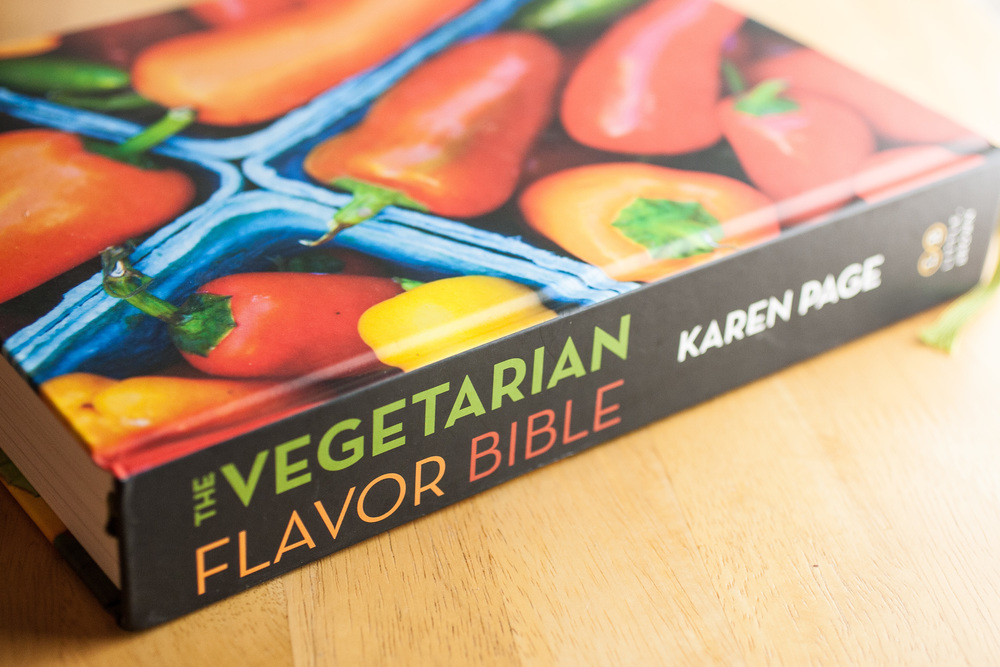Produce On Parade - The Vegetarian Flavor Bible - A Review