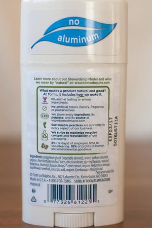 Image Result For Toms Of Maine Antiperspirant