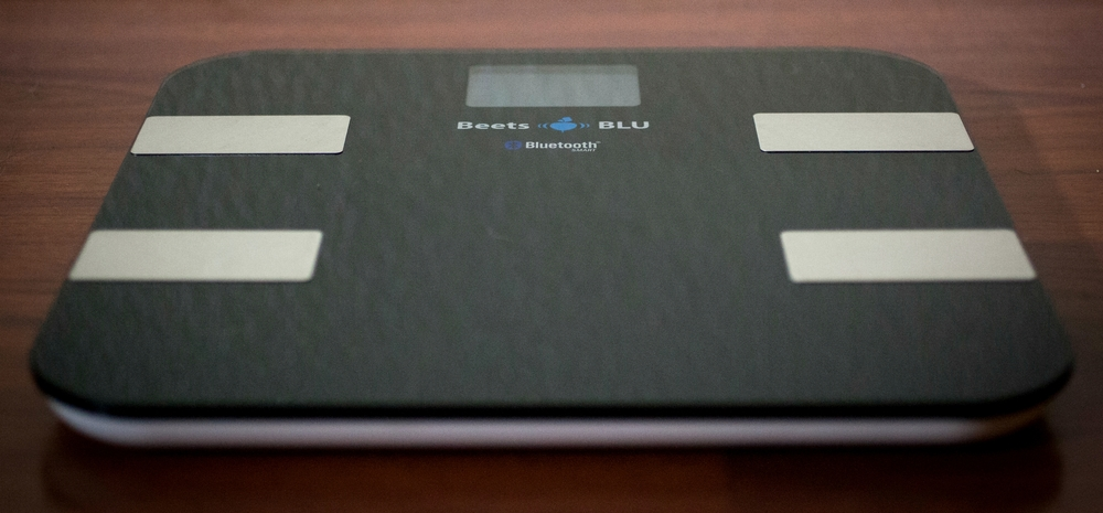 Beets BLU Bluetooth Smart Scale Review Produce On Parade