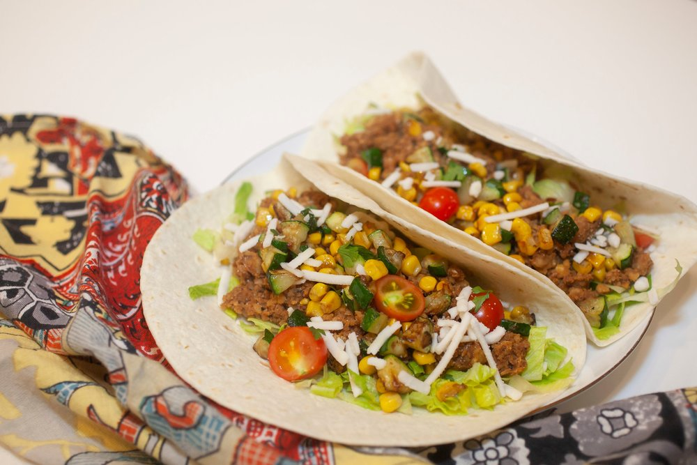Corn+%26+Zucchini+Tacos+with+Chickpea+%26+Walnut+%27Meat%27+-+Produce+On+Parade+-+This+is+one+of+the+best+weeknight+meals+around%2C+vegan+or+otherwise%21+These+tacos+are+super+fast%2C+healthy%2C+there%E2%80%99s+very+little+prep%2C+everyone+loves+them%2C+the+tacos+are+customizable+to+tastes%2C+and+they+leave+little+cleanup.jpg