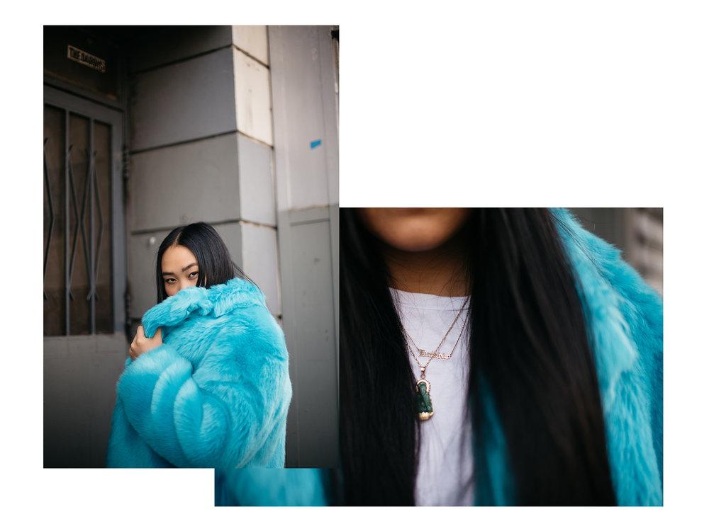 Lucka Ngo     Photographer, Fashion Business Management student