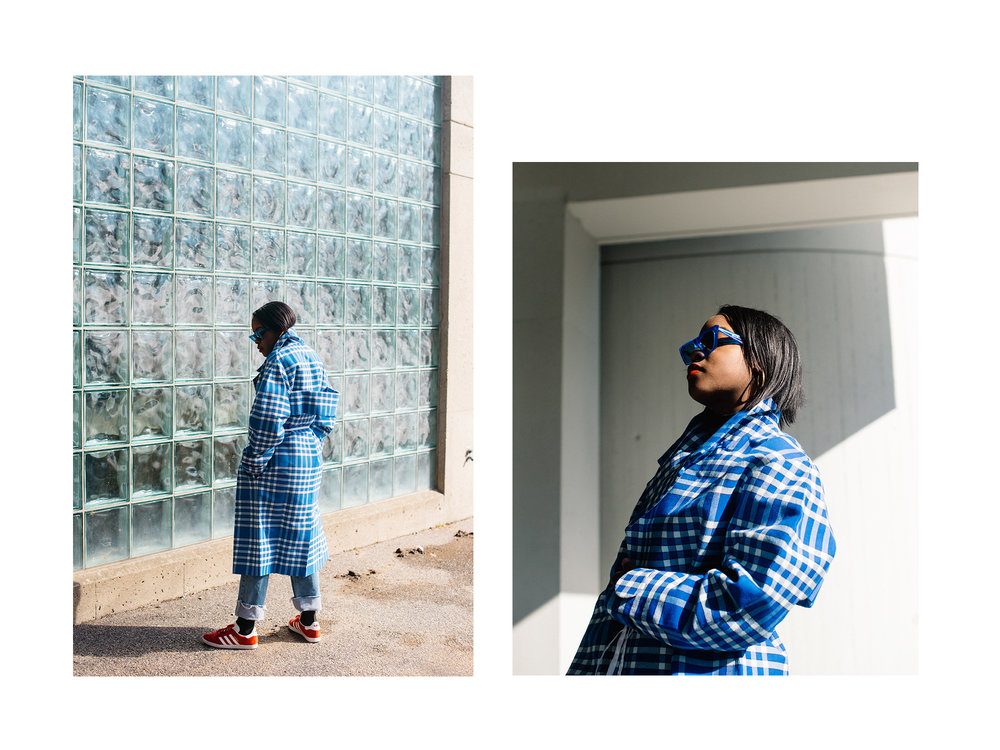 "Chloé Manigo     Freelance Fashion Writer, Editor, and ""Creator of #content"""