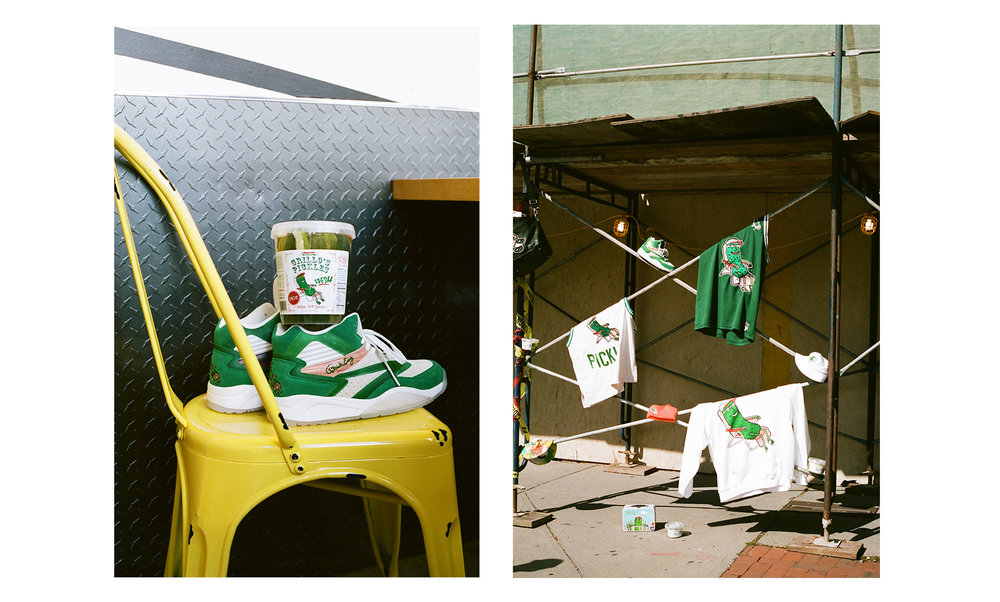 """The Pickle"" - read more in Highsnobiety"
