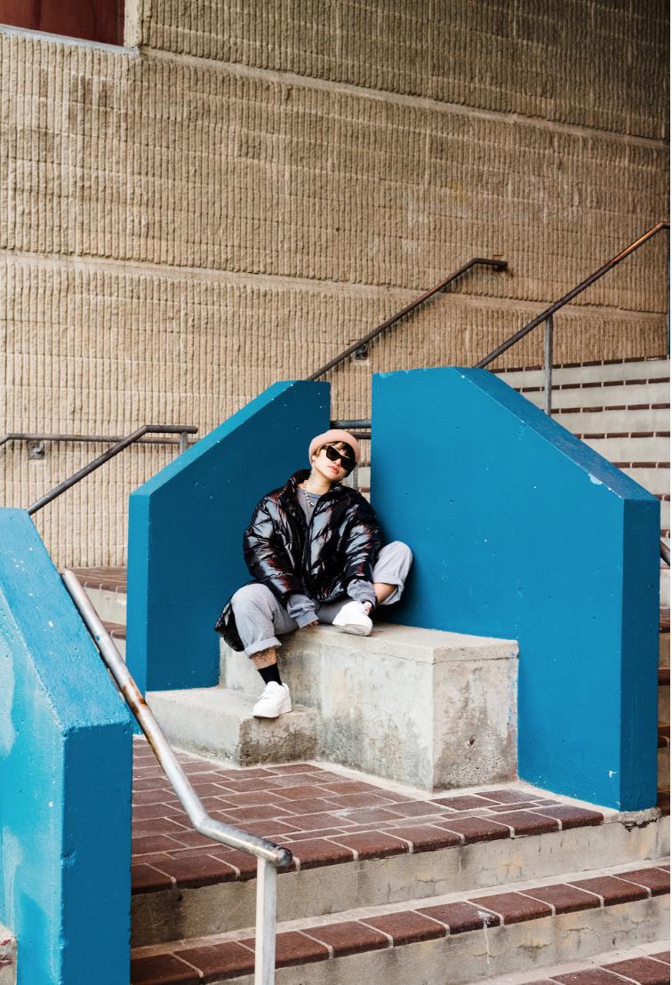 DJ King Marie by Malakhai