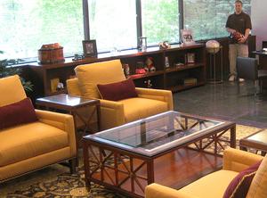 Wendy Ryan Interior Design Ann Arbor Office Suite