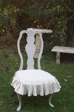 slip covers chair skirts vintage recreations la
