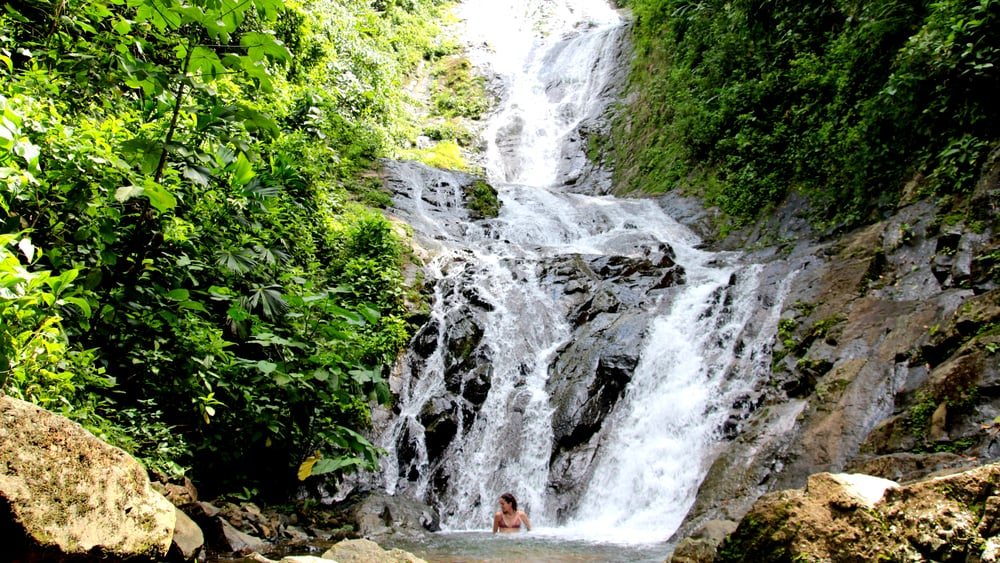 Toucan Gardens Villa - Waterfall