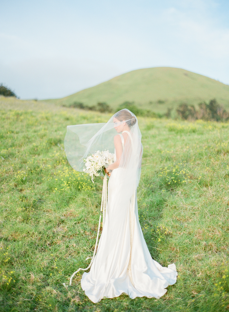 Anna Ranch Elopement | Style Me Pretty