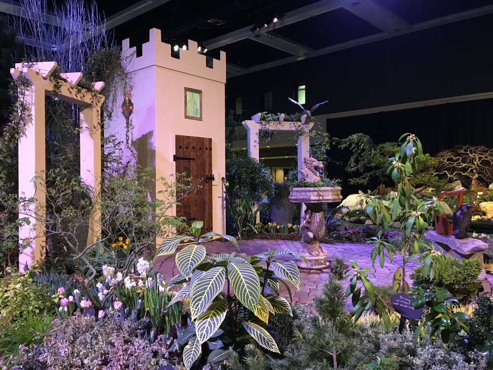 Our recent exhibit at the 2019 Northwest Flower and Garden Show
