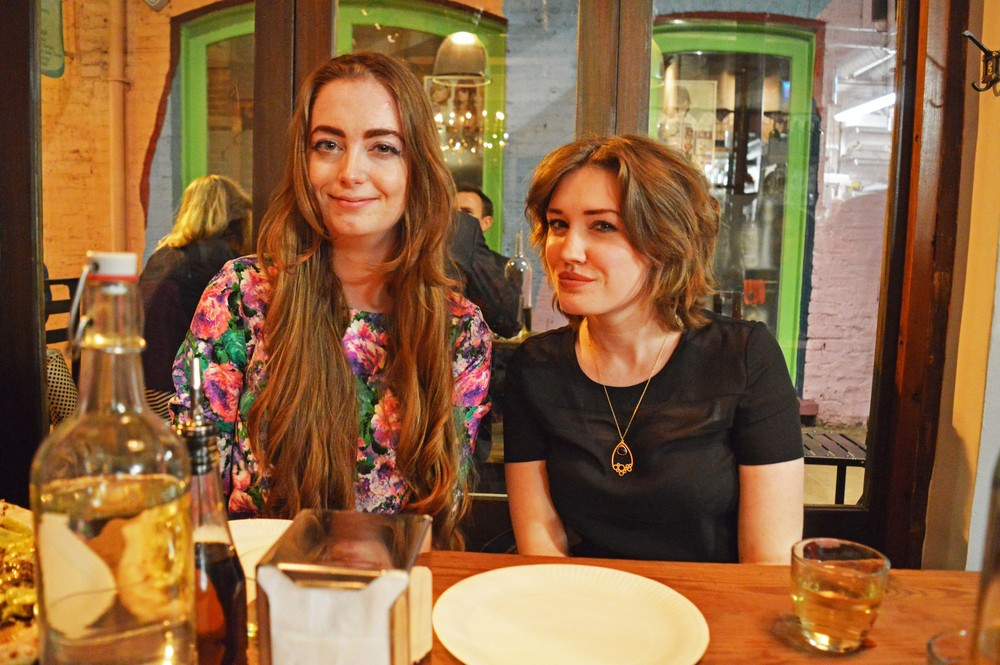 Angie and Hannah @ Homeslice. Angie is working on a guest post - coming soon!
