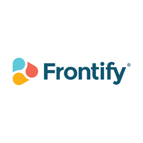 Cloud-based brand management software.  Project scope: content creation.  frontify.com