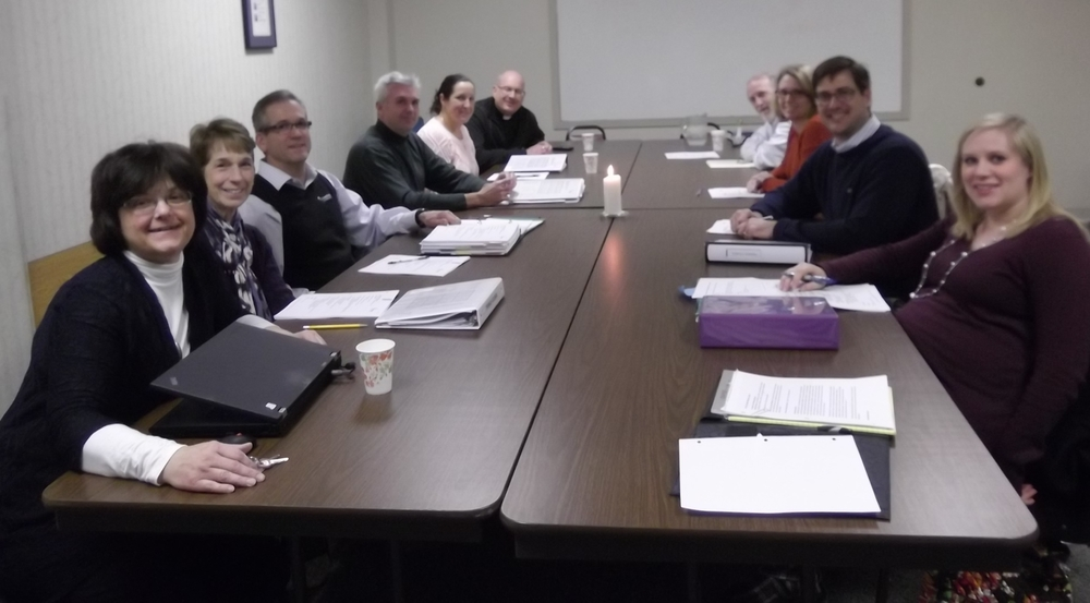 Finance Council Meets the third Wednesday of every month in Lower Level Parish Center Room 1.