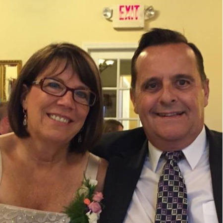 Dave & Lynn Zabler are not only committed to each other and their faith, but they also find a variety of ways to offer their time, talent and treasure to the parish