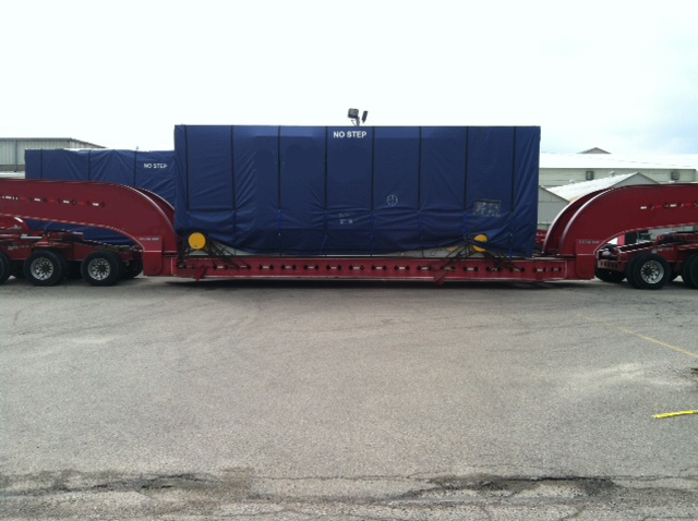 Oversized Load Tarp