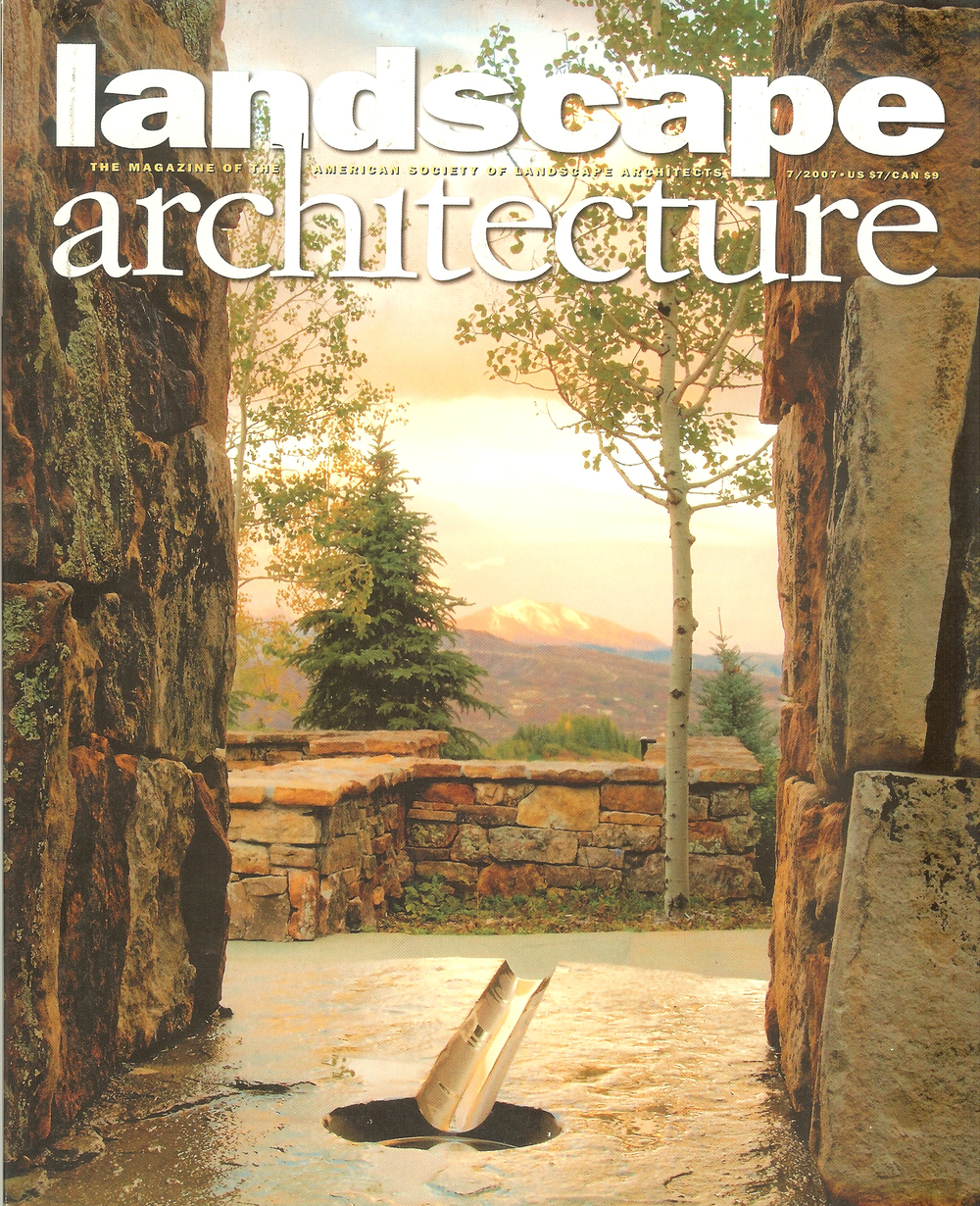 Landscape Architecture cover - July 2007.jpg