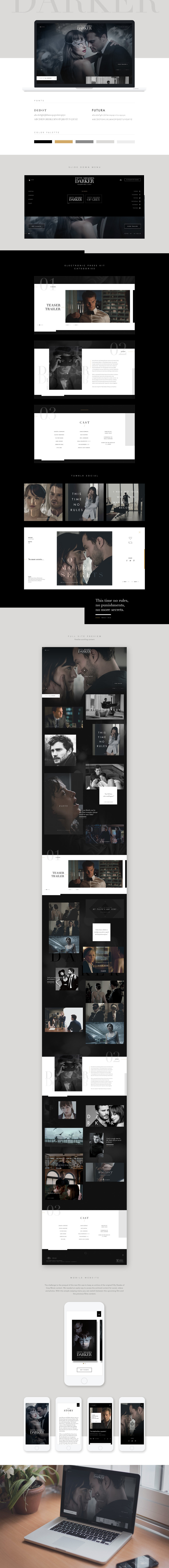 Fifty Shades Darker by keithevans.com