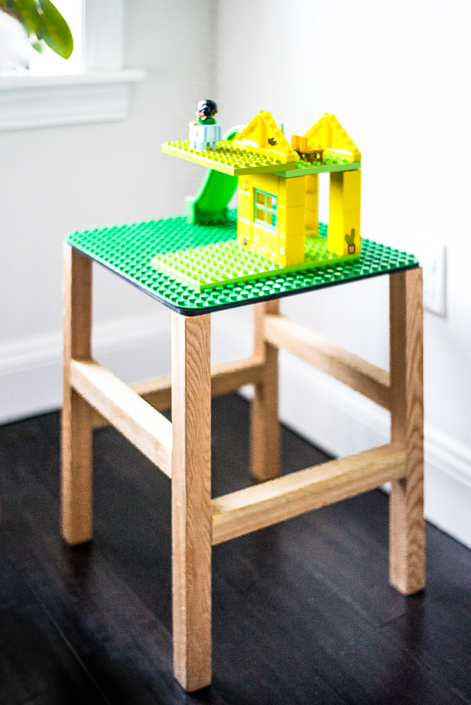 Lego Base Children's Table